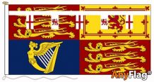 -ROYAL STANDARD OF PRINCE RICHARD ANYFLAG RANGE - VARIOUS SIZES